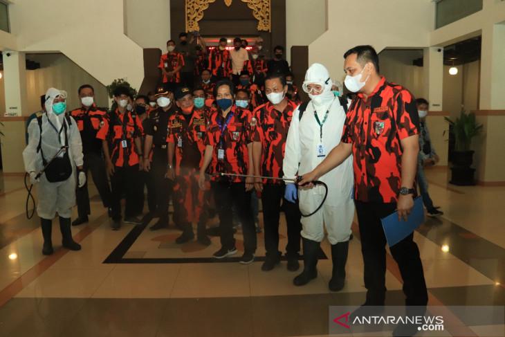 Wali Kota lepas relawan Gugus Tugas Kemanusiaan PPKM COVID-19