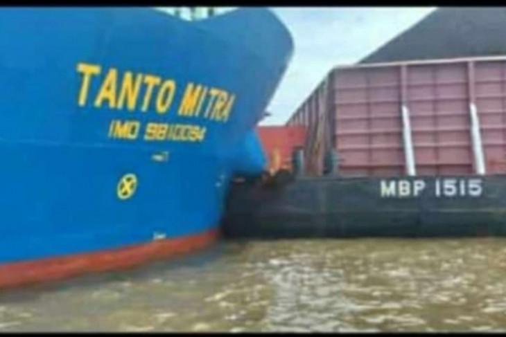 Tubrukan dua kapal terjadi di perairan Tabanio, Tala