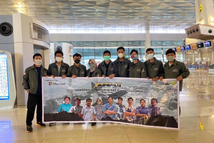 Tim AUAV UI ikuti kompetisi penerbangan terbesar dunia