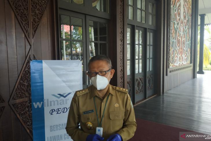 Gubernur Kalbar target pembangunan RSUD Sudarso selesai tahun 2021