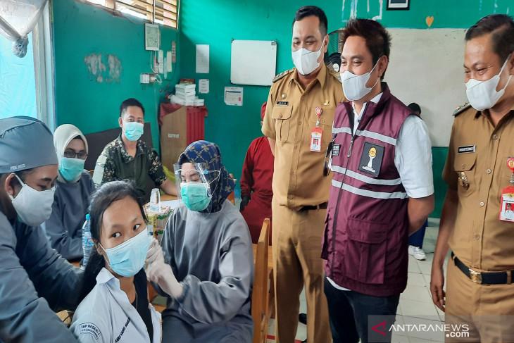 Hipmi bantu  vaksinasi pada pelajar di Kalimantan Selatan