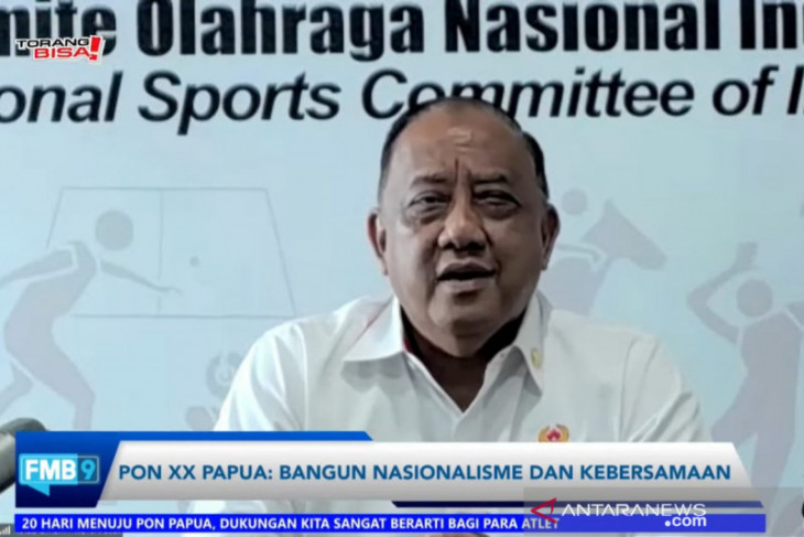 Preparations for PON in Papua reach 95-percent completion: KONI
