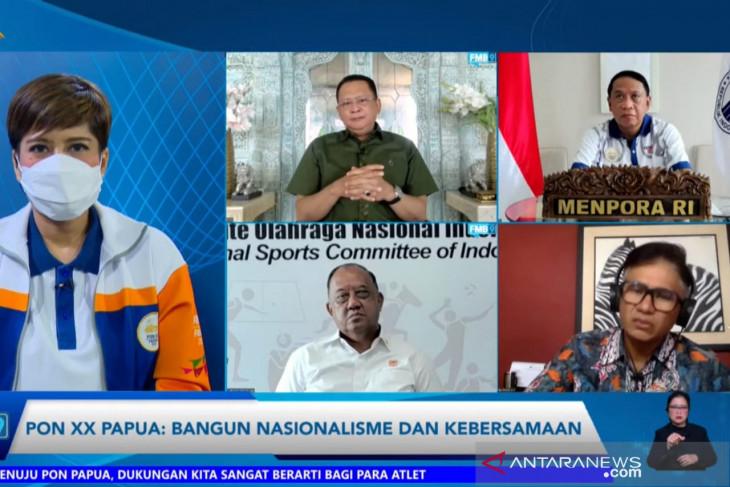 Menpora berharap dana tambahan Rp1,4 triliun untuk PON Papua cair pekan ini