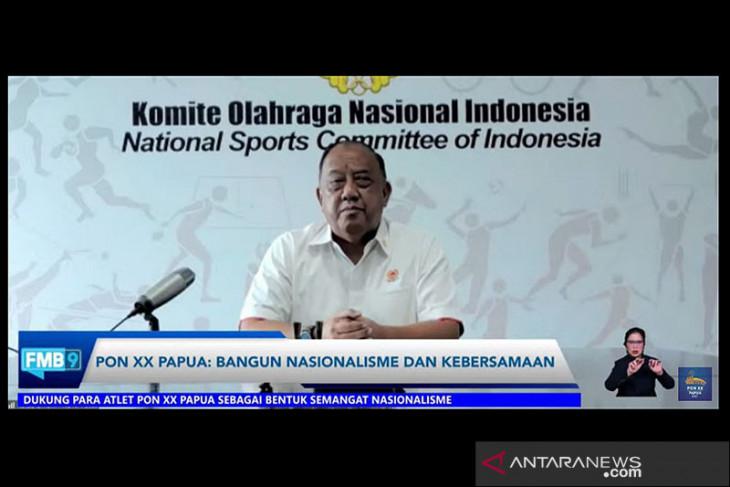 Zero tolerance policy for PON athletes flouting health protocols: KONI