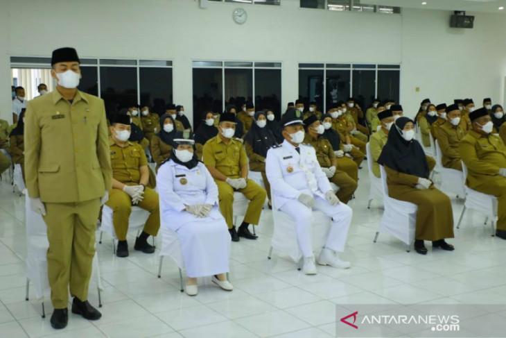 67 ASN Pemkab Asahan terima jabatan baru