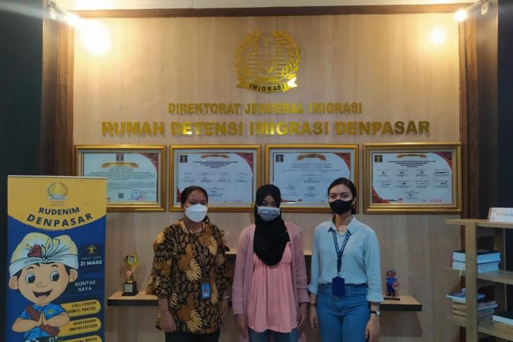 Imigrasi Bali deportasi WNA Malaysia karena dokumen tak sah