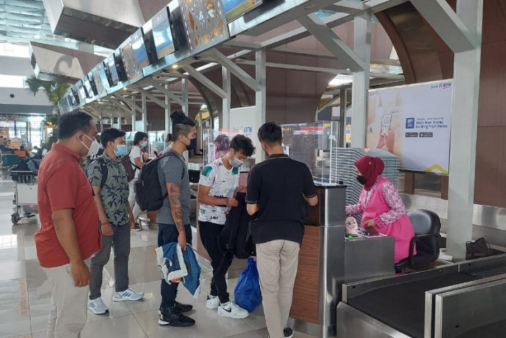 Rudenim Denpasar deportasi dua pelaku