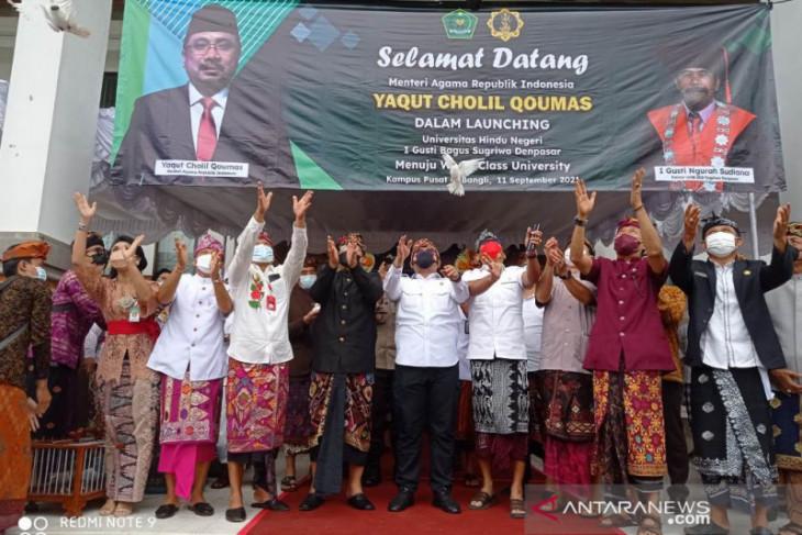 Menag dan Gubernur Bali luncurkan