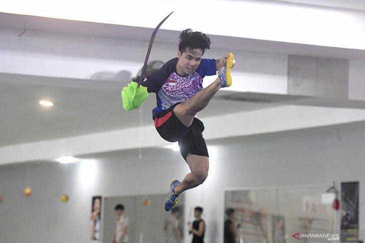 Atlet muda Wushu Jatim siap berlaga di PON Papua