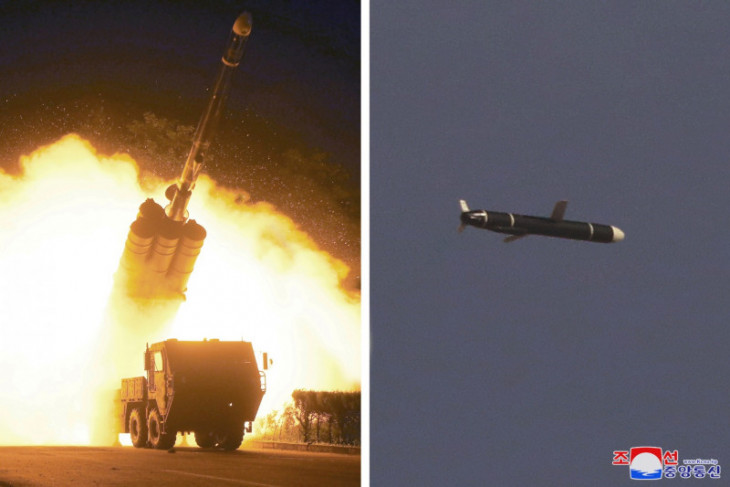 Korea Utara tembakkan rudal balistik di tengah kebuntuan pembicaraan nuklir