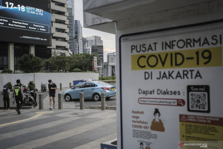 Tiga daerah di Jawa masih PPKM level 4