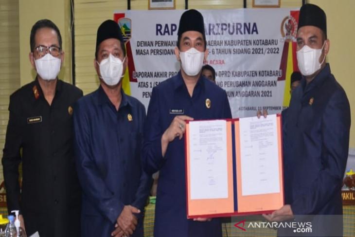DPRD Kotabaru dukung Pemda sesuaikan arah kebijakan ekonomi makro