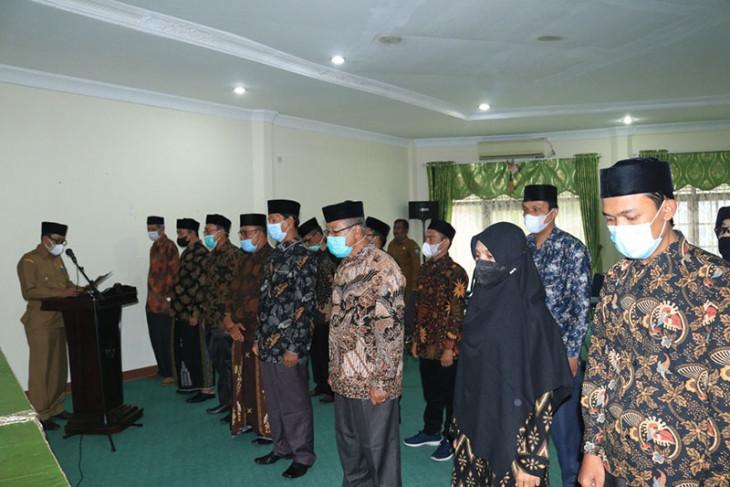 Lantik pengurus MPD, ini harapan Bupati Aceh Selatan