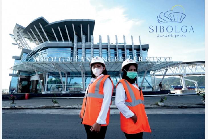 Dukung pengembangan wisata, Pelindo 1 resmikan Sibolga Sunset Point