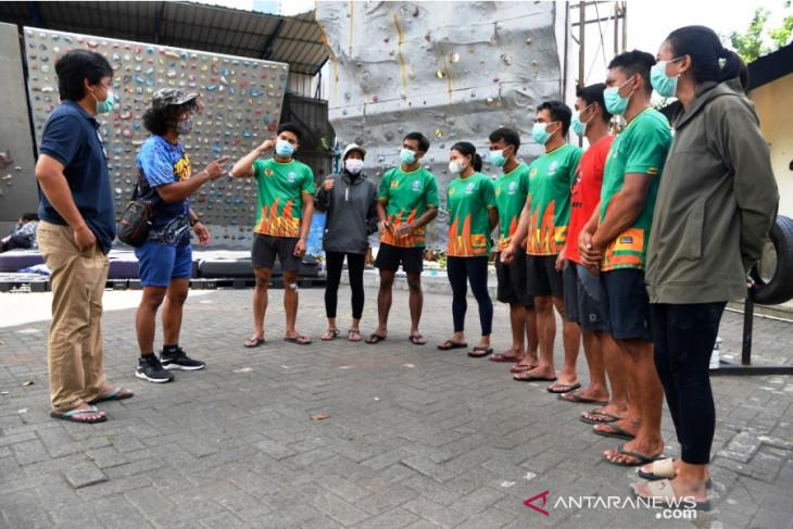 PON Papua: Panjat tebing Jatim incar juara umum