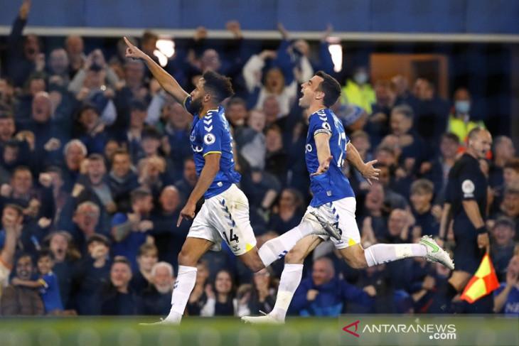 Everton bangkit dari ketertinggalan dan berbalik bekuk Burnley