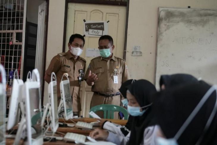 Bupati : Pelaksanaan tes PPPK sudah sesuai Prokes