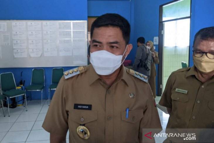 Wali Kota Samarinda minta layanan vaksinasi untuk warga berkebutuhan khusus