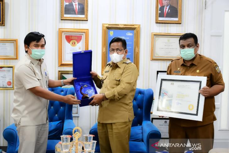 Banda Aceh raih dua penghargaan BKN award 2021