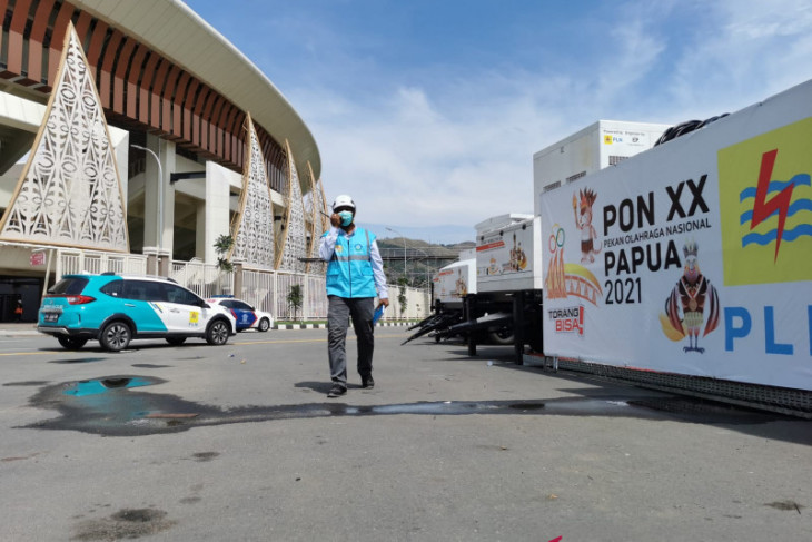 PLN kucurkan Rp313 miliar bangun infrastruktur kelistrikan dukung PON Papua