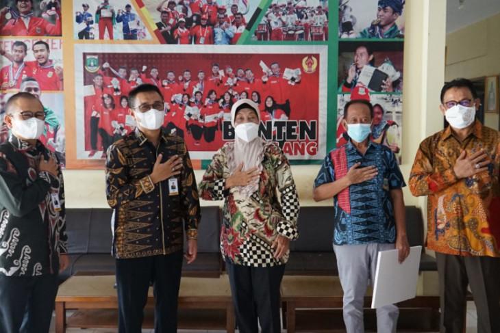 Bank Banten kucurkan Rp100 juta dukung atlet Banten berlaga di PON XX Papua