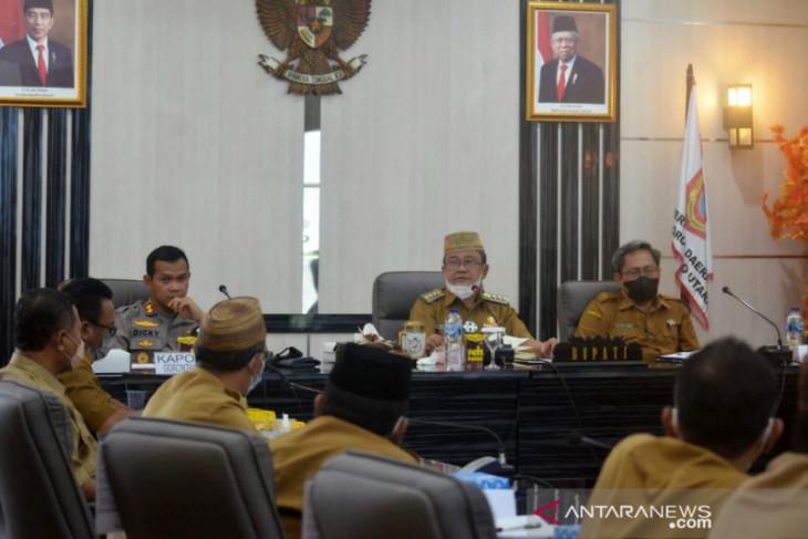 Bupati Gorontalo Utara sebut vaksinasi COVID-19 syarat layanan administrasi
