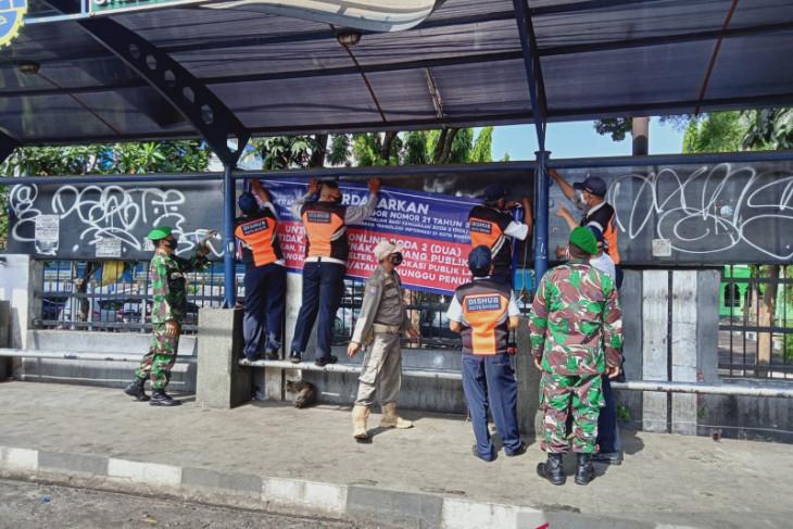 Ojol Kota Bogor dilarang mangkal di enam kawasan ini