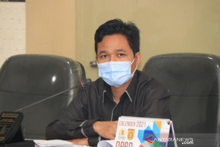 DPRD Banjarbaru bahas Raperda Jaringan Utilitas Terpadu