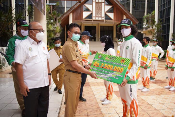 PON Papua - Wali Kota Pontianak siapkan bonus bagi atlet peraih medali