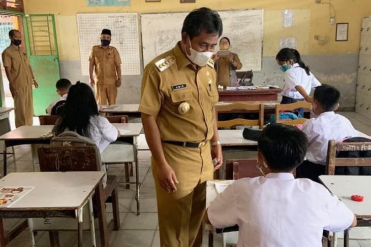 Wali Kota Binjai monitoring pembelajaran tatap muka