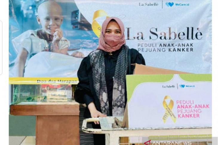 Melisa Etna Tiara, pemilik La Sabelle dengan kunci sukses, berbagi