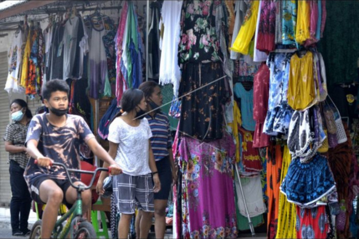 PPKM level 3 di Bali