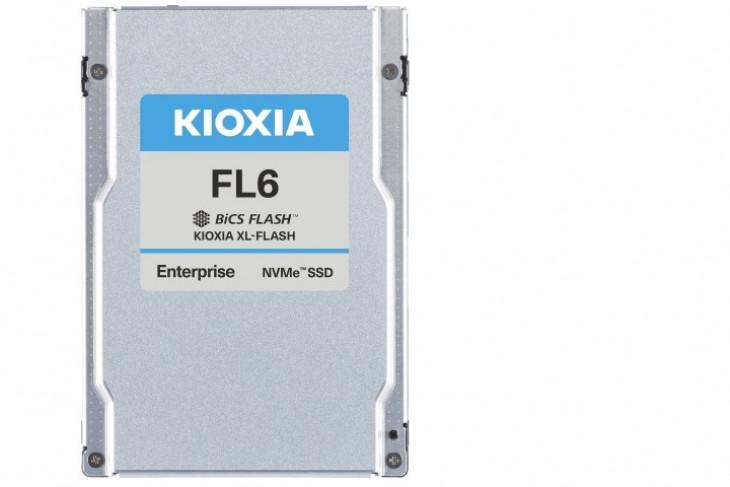 Kioxia introduces PCIe® 4.0 storage class memory SSDs