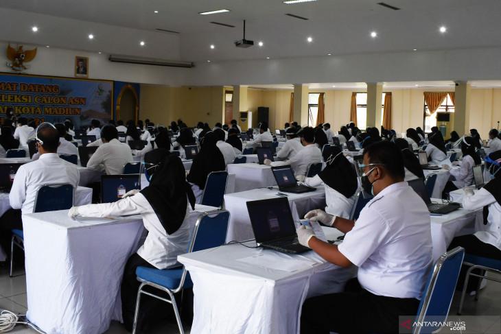SKD CASN 2021 di Kota Madiun