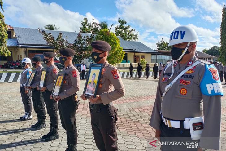 Empat Anggota Polres Tual Maluku dipecat ada yang akibat beristri dua