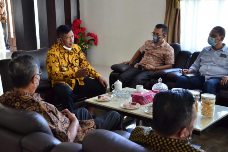 Bupati Kayong Utara harap dukungan perusahaan melalui CSR