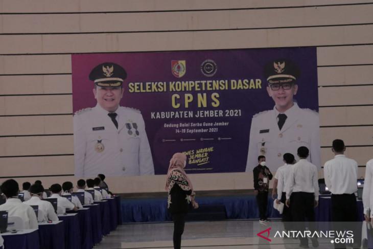 Tidak hadir, puluhan peserta SKD CPNS di Jember dinyatakan gugur
