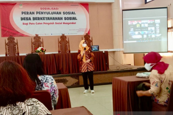 Kemensos rekrut 1.265 relawan penyuluh sosial jadi penggerak masyarakat