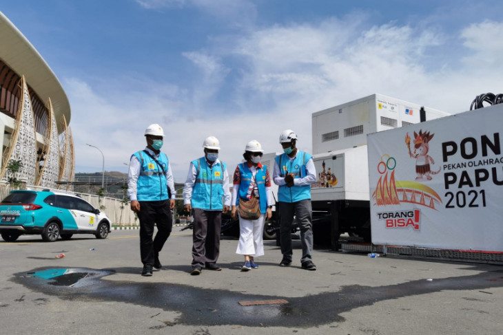PLN kucurkan Rp313 miliar dukung PON XX Papua