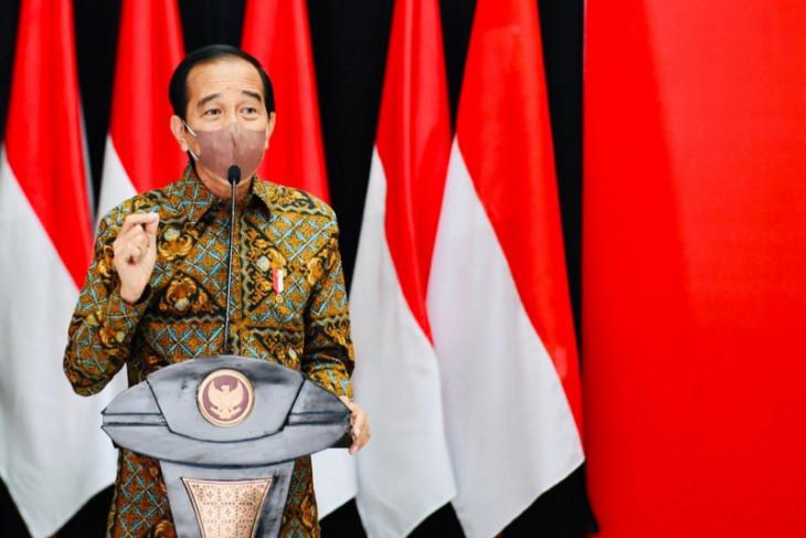 Presiden Jokowi minta mahasiswa tidak dipagari program studi