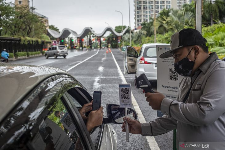 Pemulihan pariwisata Jakarta
