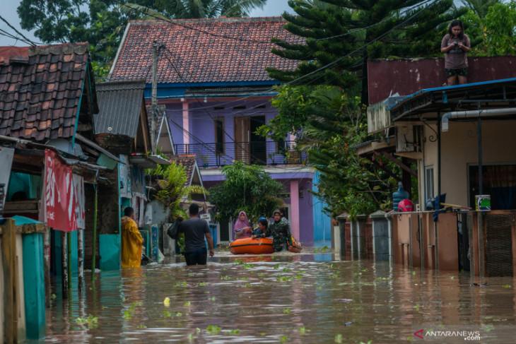 1.273 rumah warga terdampak banjir di Kabupaten Lebak