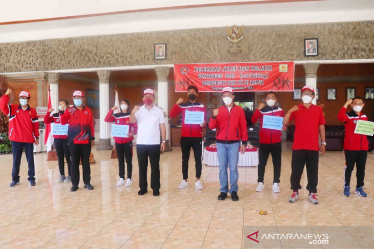 PON Papua - 20 atlet Buleleng perkuat Bali pada PON XX