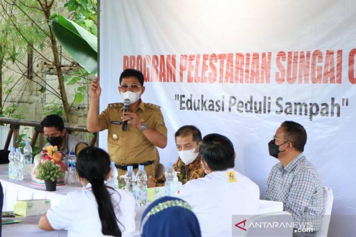Gru PAUD di Tangerang diedukasi pengelolaan sampah masker