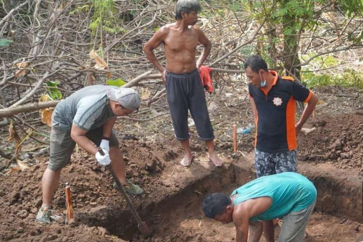 BPCB Jatim ekskavasi dugaan benda bersejarah di Demangan Kota Madiun
