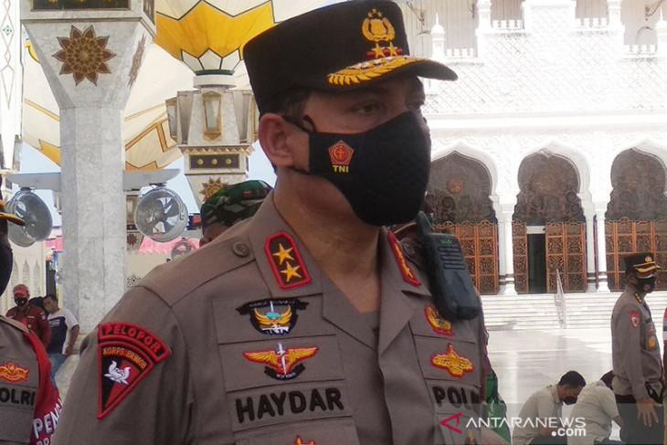 Kapolda Aceh perintahkan jajaran tindak tegas bandar narkoba