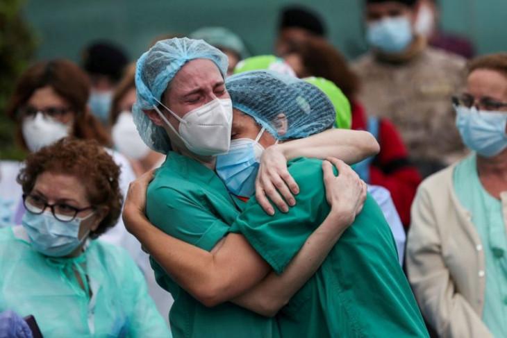 Fakta terkini pandemi COVID-19 di dunia