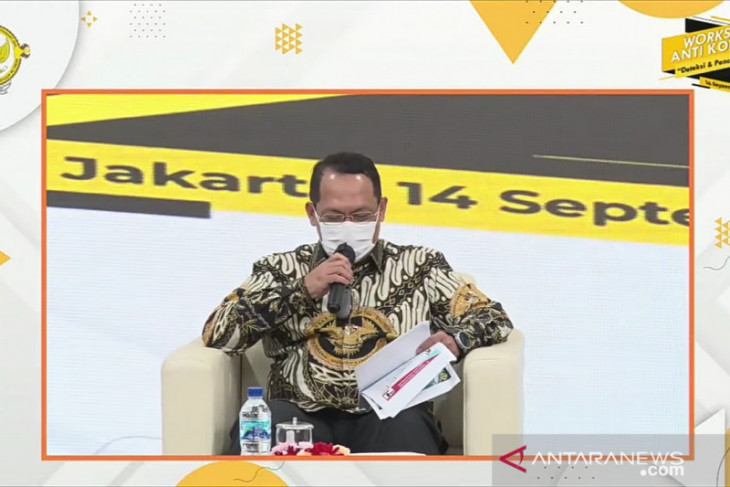 BPK partakes in eradicating corruption in  state's finance management