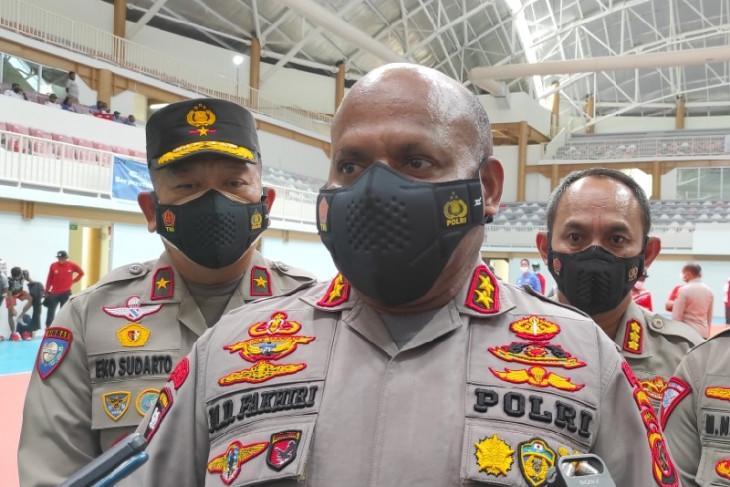 Polda Papua kirim dua peleton brimob ke Kiwirok kejar KKB