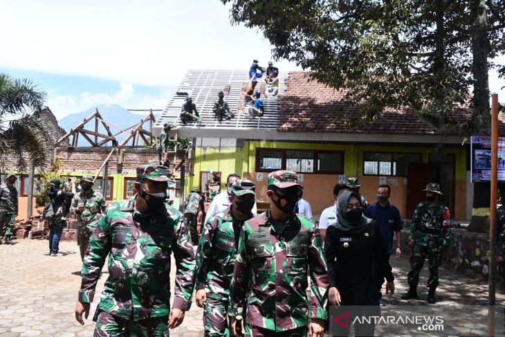 Pangdam Brawijaya resmikan pelaksanaan TMMD ke-112